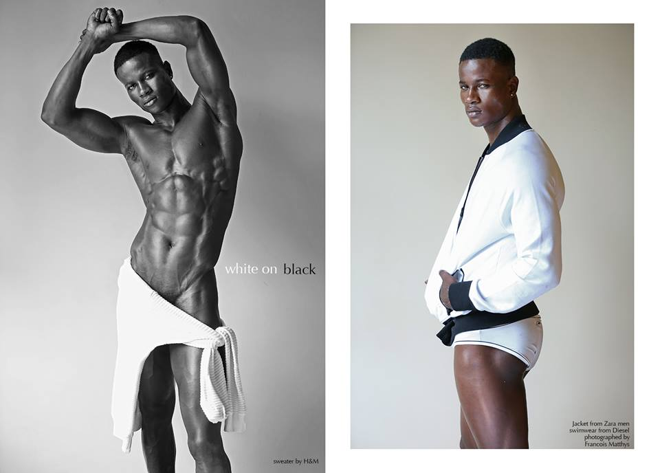 Hamidoe / Men Universe Europe / Belgique @ New Shooting